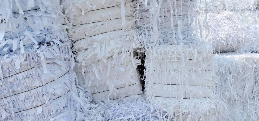 Recycled Fiber Bales