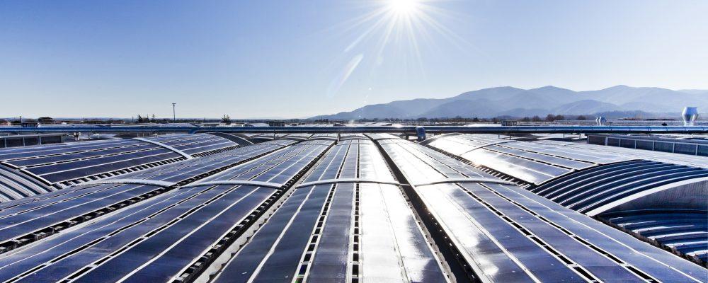 Solar Panels, Soffass Via Fossanuova - Porcari (Lucca) - Copy